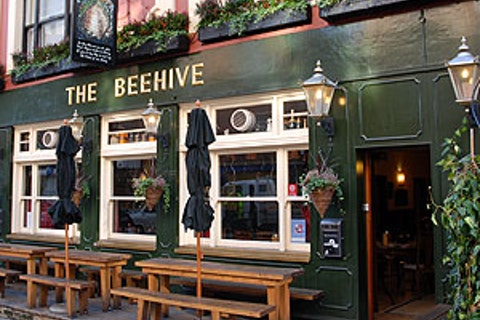 The Beehive - Crawford Street