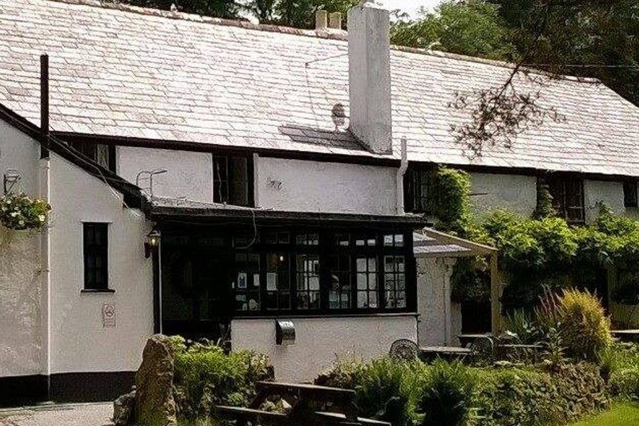 The Crown Inn Lanlivery Cornwall Restaurant Reviews