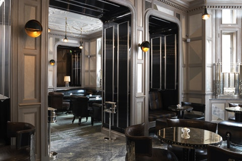 The Connaught Bar at the Connaught