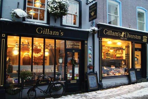 Gillam's Tea Room