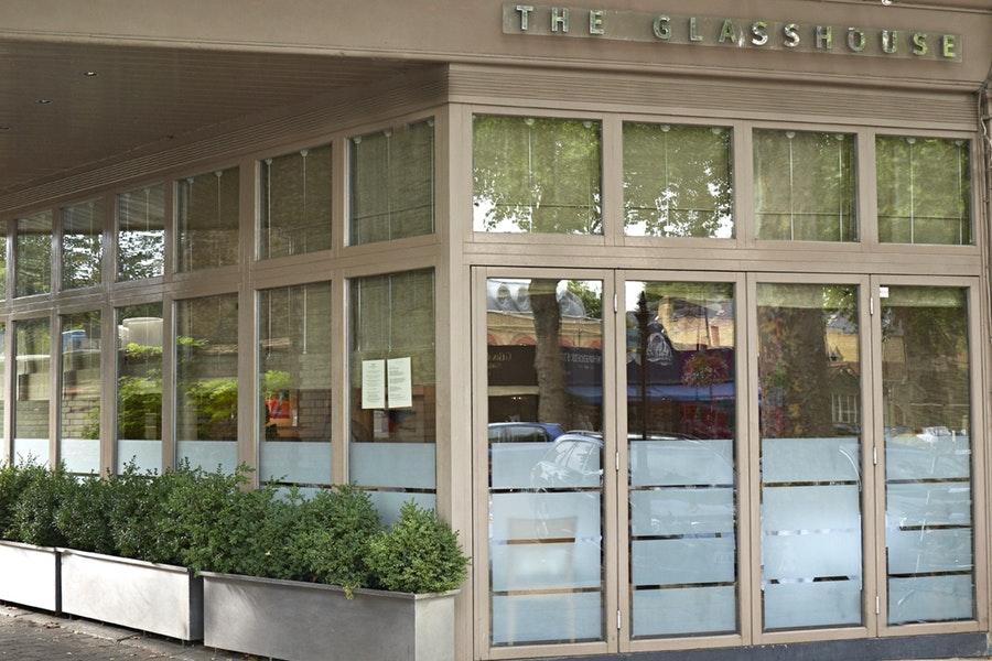 The Glasshouse Kew