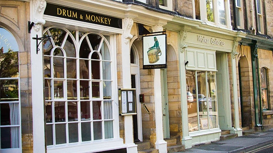 The Drum & Monkey Seafood Restaurant