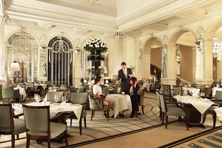The Foyer & Reading Room at Claridge's