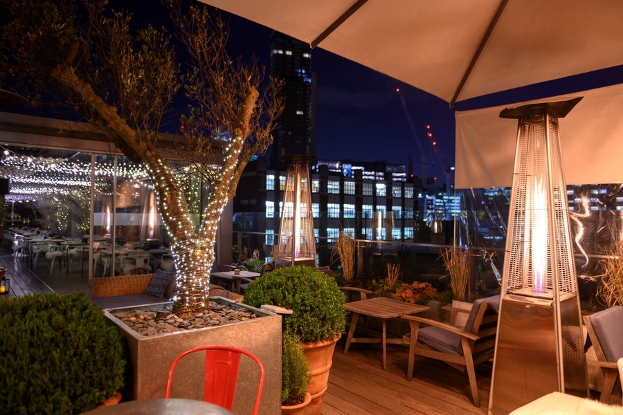 Boundary Rooftop Bar & Grill
