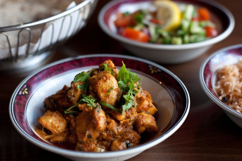 Mother India's Café - Edinburgh