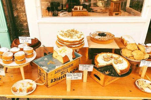 Luca's Bakery and Café