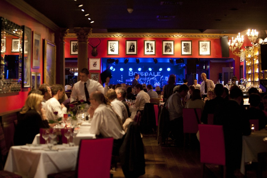 Boisdale of Canary Wharf
