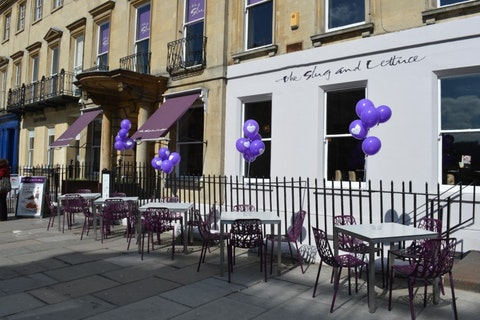 The Slug and Lettuce, Bath