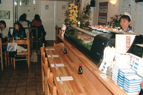 Ichi-Riki Sushi House