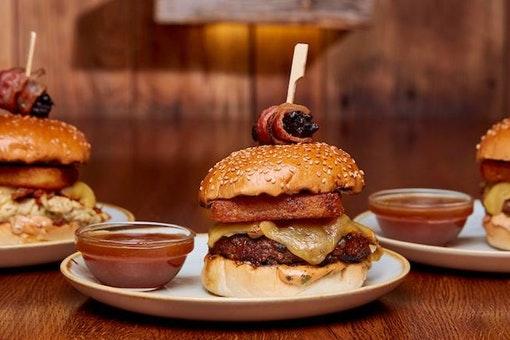 Gourmet Burger Kitchen, Brighton