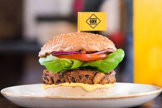 Gourmet Burger Kitchen, Basingstoke