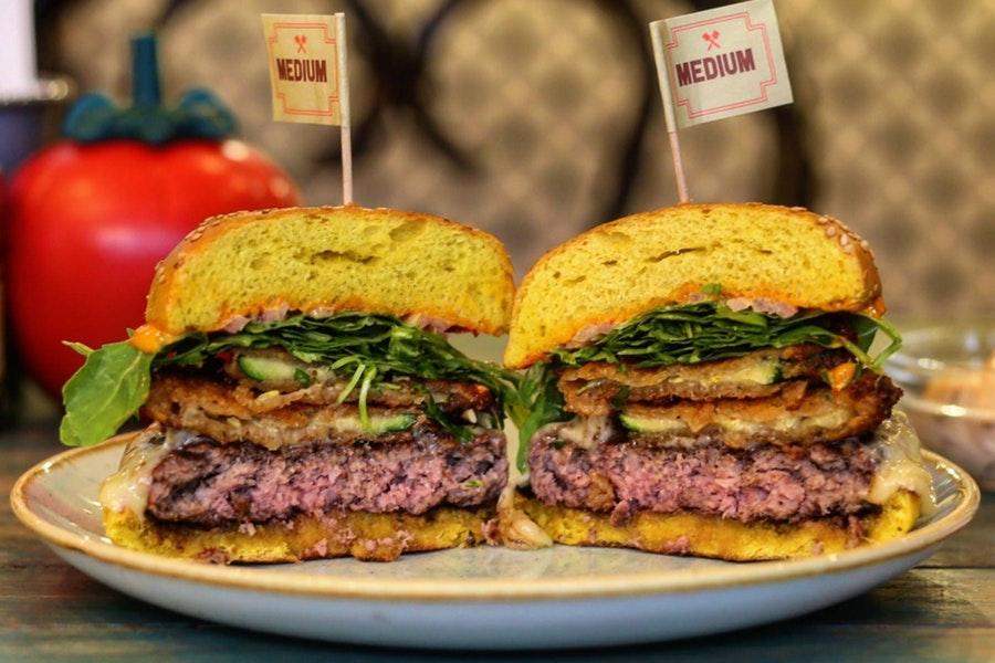 Gourmet Burger Kitchen, Walton On Thames