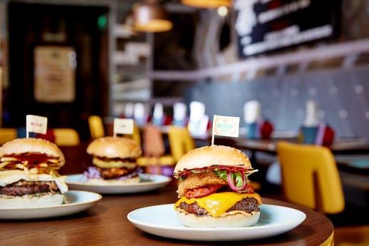 Gourmet Burger Kitchen, Windsor