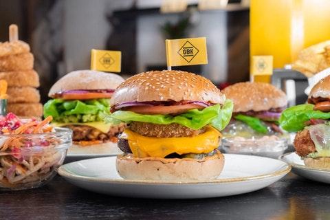 Gourmet Burger Kitchen, Liverpool