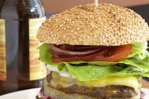 Gourmet Burger Kitchen, Cardiff Mill Lane