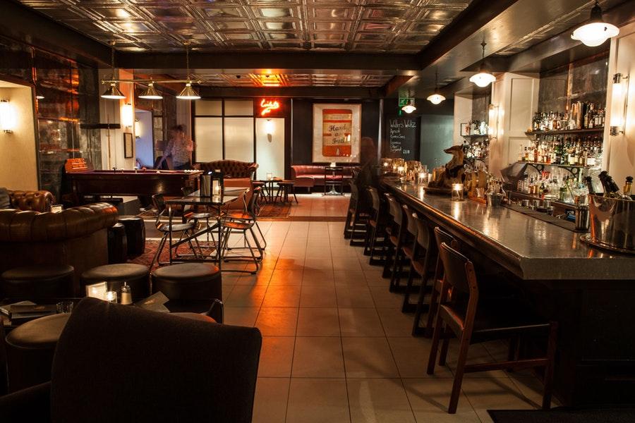 Mark's Bar at Hix