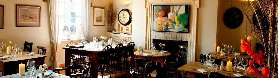 SquareMeal & The Flower Pots Inn Hampshire - Restaurant Reviews ...