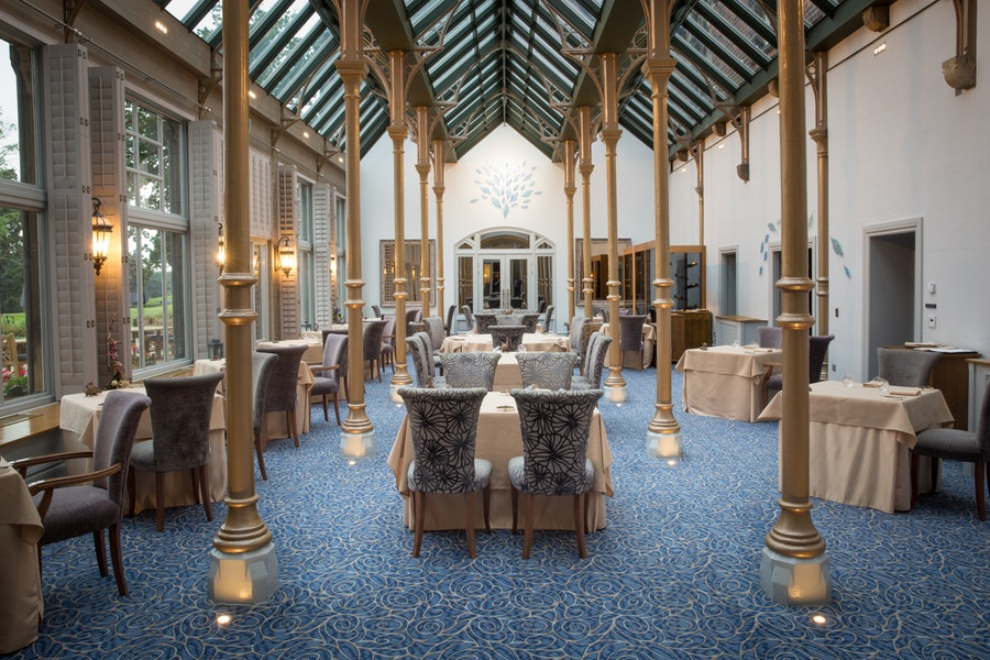 The Orangery at Rockliffe Hall