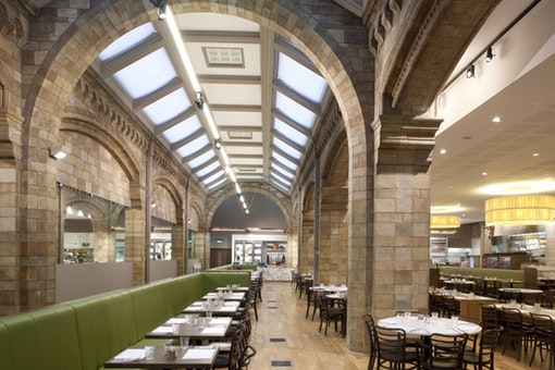 The Restaurant at the Natural History Museum