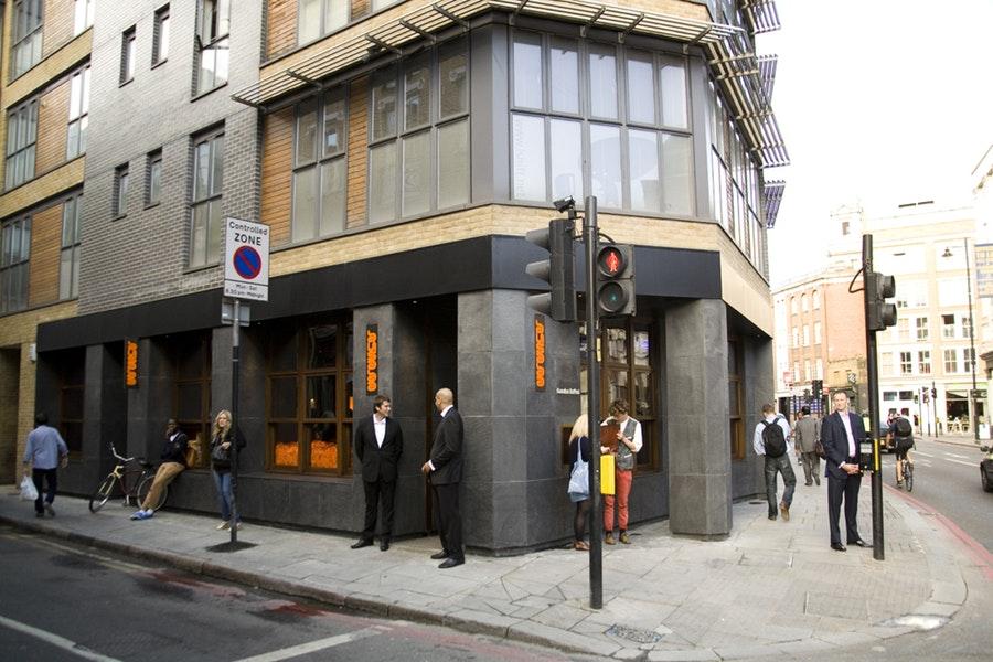 Busaba Eathai Hoxton Square