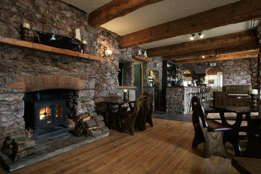 The Cary Arms Devon Restaurant Reviews Bookings Menus