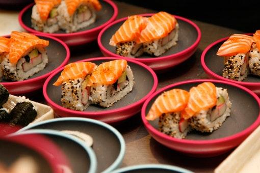 Yo! Sushi Edinburgh