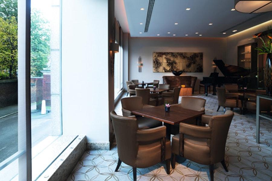 Park Terrace at the Royal Garden Hotel