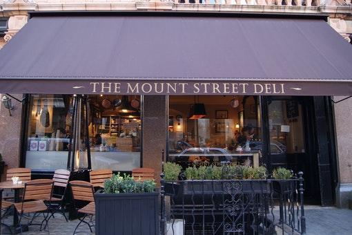 Mount Street Deli