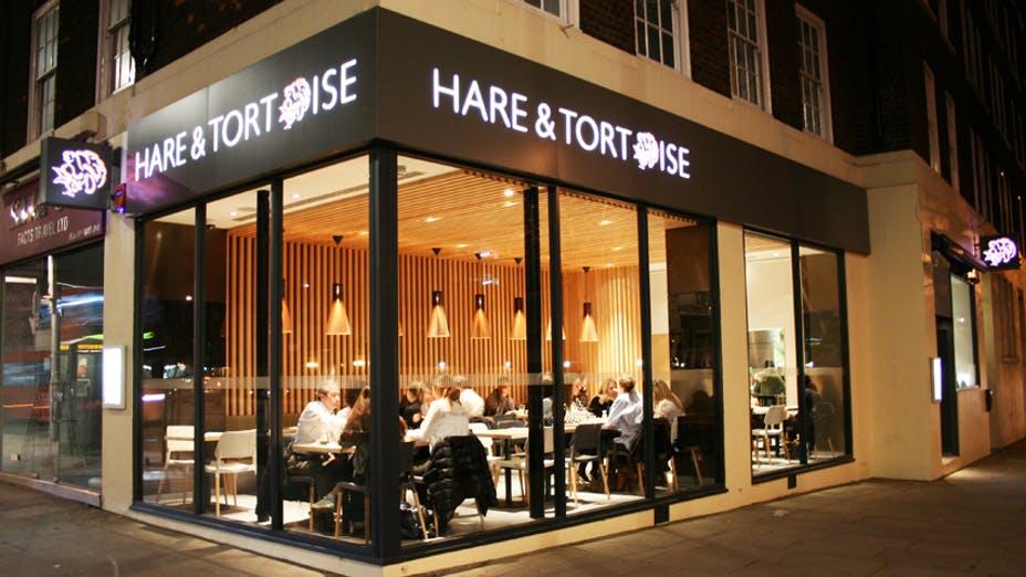 Hare & Tortoise Kensington