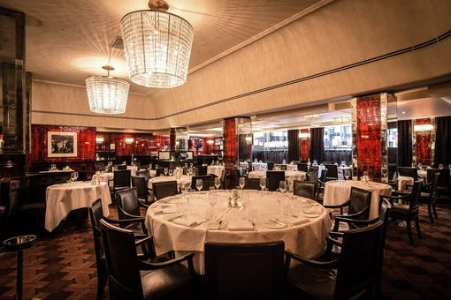 Savoy Grill by Gordon Ramsay