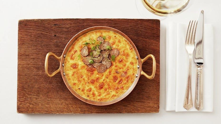 Savoy Grill by Gordon Ramsay