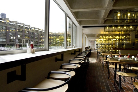 Barbican Lounge & Foodhall