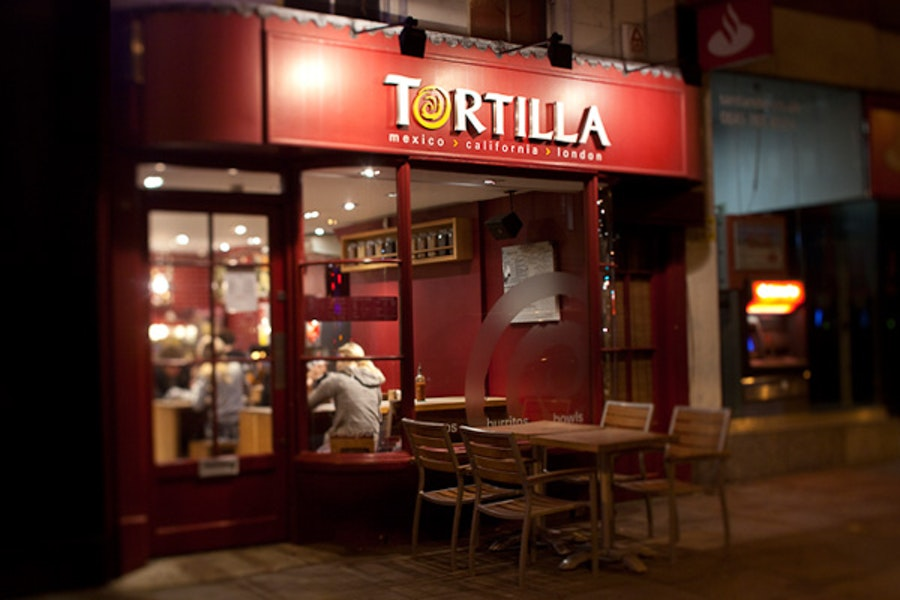 Tortilla Islington High Street