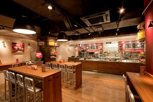 Tortilla Canary Wharf