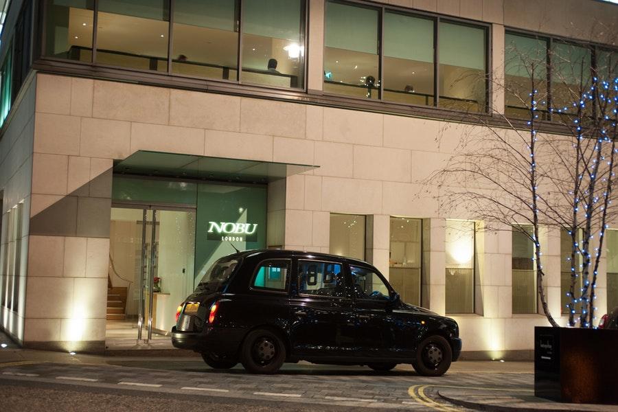 Nobu London at the COMO Metropolitan London