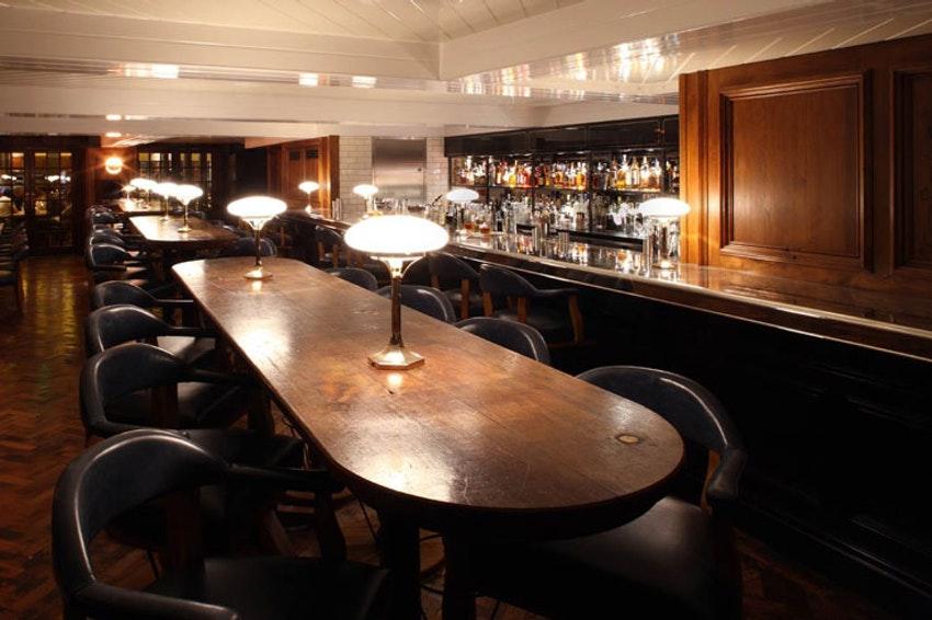 Hawksmoor Seven Dials Bar