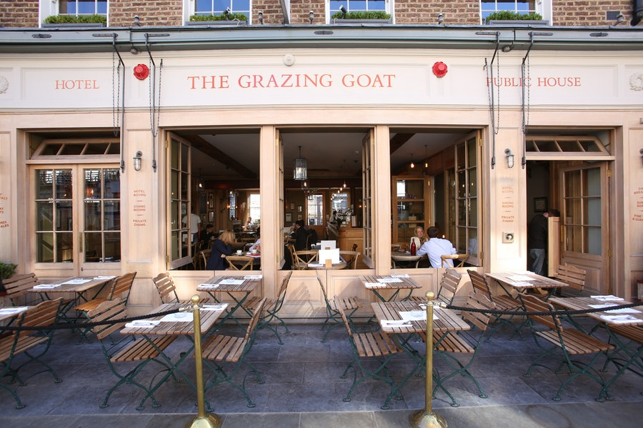The Grazing Goat