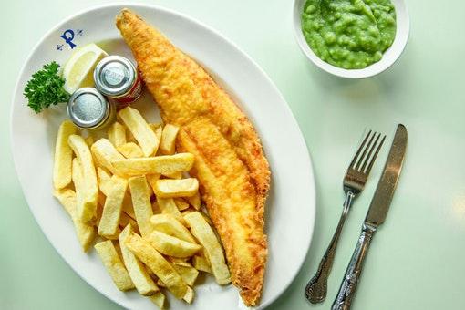 Poppie's Fish & Chips Spitalfields