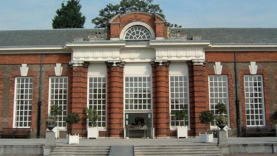 The Orangery - Kensington Gardens