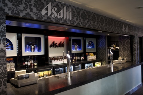 Asahi Bar at Royal Albert Hall