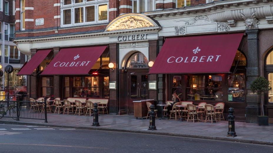 Colbert, London - Restaurant Reviews, Bookings, Menus