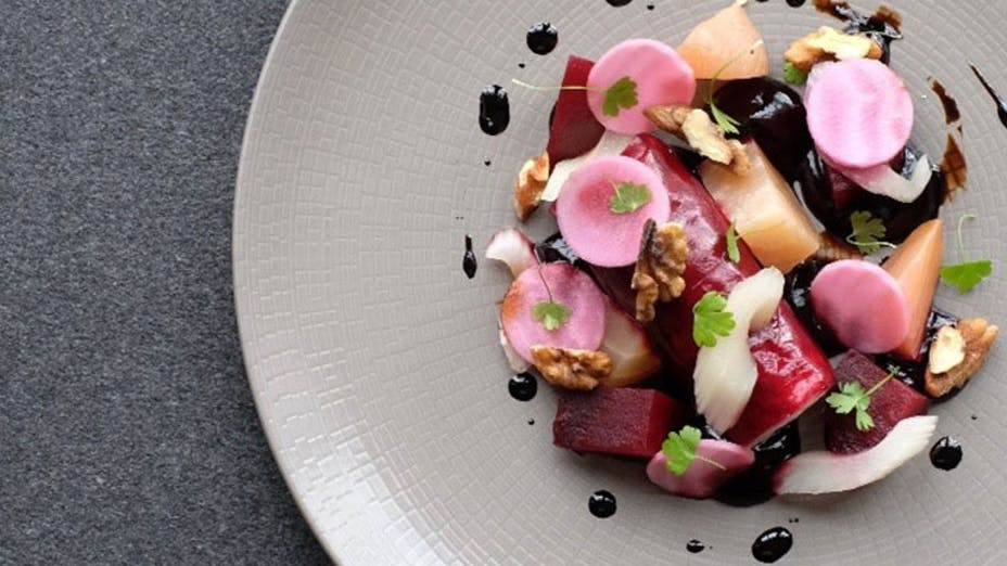 Q Restaurant at the Old Quay House
