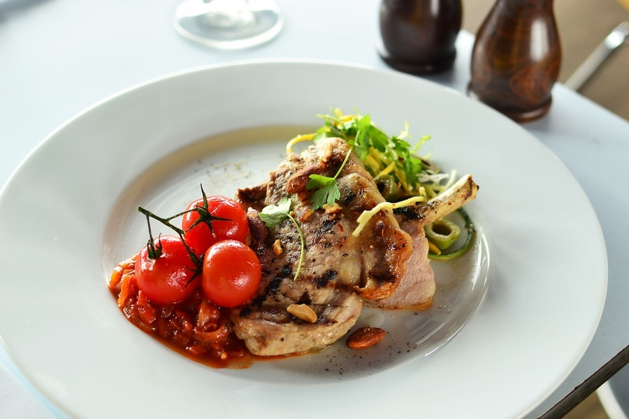 OXO Tower Brasserie