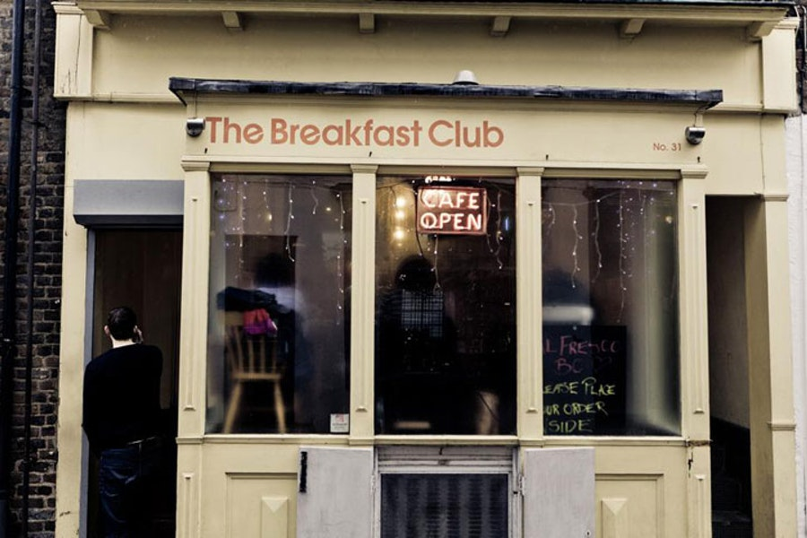 The Breakfast Club Angel