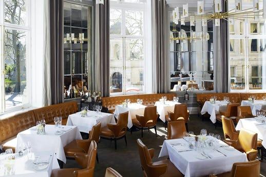 The Northall at Corinthia Hotel London