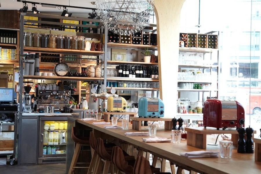 Bishopsgate Kitchen