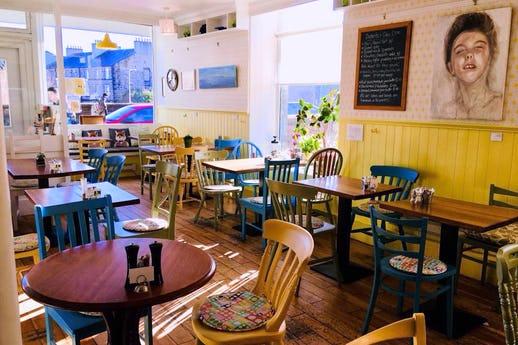 The Water of Leith Café Bistro