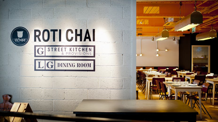 Roti Chai - Street Kitchen