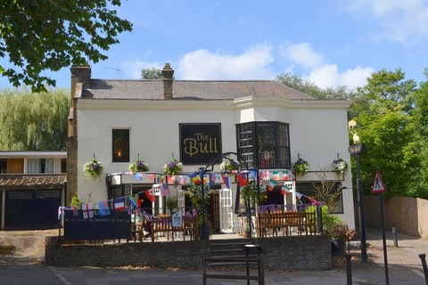 The Bull - North Hill