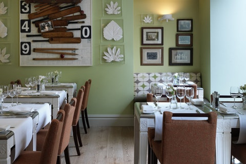 The Potting Shed at Dorset Square Hotel